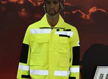 反光警示工作服(编号:Fg-01)