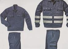 反光警示工作服(编号:Fg-04)